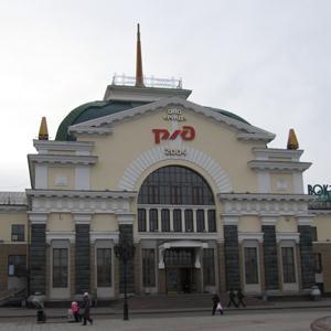 Железнодорожные вокзалы Богучара